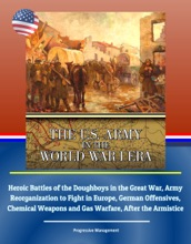 The U.S. Army in the World War I Era: Heroic Battles of the Doughboys in the Great War, Army Reorganization to Fight in Europe, German Offensives, Chemical Weapons and Gas Warfare, After the Armistice