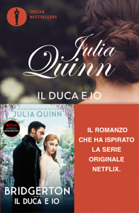 Bridgerton - 1. Il duca e io Book Cover