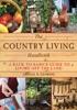 The Country Living Handbook