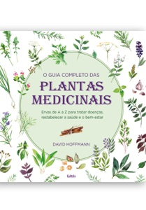 O guia completo das Plantas Medicinais Book Cover