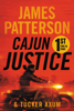 James Patterson & Tucker Axum III - Cajun Justice  artwork