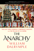 The Anarchy Book Cover