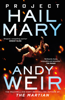 Andy Weir - Project Hail Mary artwork