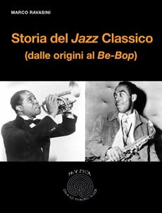 Storia del Jazz Classico Copertina del libro
