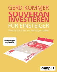Souverän investieren für Einsteiger Buch-Cover