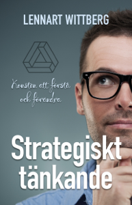 Strategiskt tänkande Cover Book