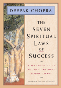 The Seven Spiritual Laws of Success Boekomslag