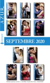 Pack mensuel Azur 11 romans + 1 gratuit (Septembre 2020) Par Pack mensuel Azur 11 romans + 1 gratuit (Septembre 2020)