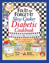 Fix-It and Forget-It Slow Cooker Diabetic Cookbook PDF Download
