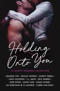 Holding Onto You Book Cover