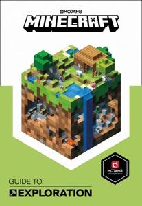 Minecraft Guide to Exploration di Mojang Ab Copertina del libro
