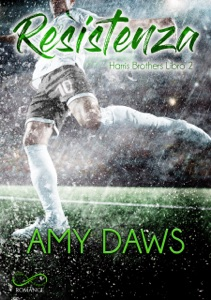 Resistenza di Amy Daws, Done & Tail, Franlu Luna & Carmelo Massimo Tidona Copertina del libro