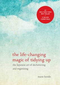 The Life-Changing Magic of Tidying Up Book Cover