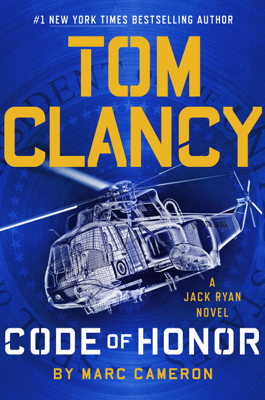 Marc Cameron - Tom Clancy Code of Honor book