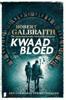 Robert Galbraith - Kwaad bloed kunstwerk