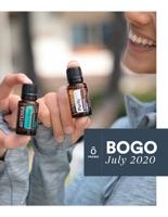 dōTERRA BOGO July 2020
