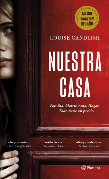 Nuestra casa por Louise Candlish