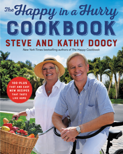 The Happy in a Hurry Cookbook Book Cover