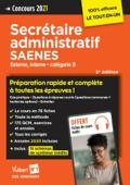 Concours Secrétaire administratif et SAENES - Catégorie B - Préparation rapide et complète à tout...