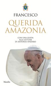 Querida Amazonia Copertina del libro