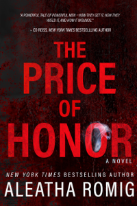The Price of Honor La couverture du livre martien