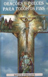 Orações e Preces para Todos os Fins Book Cover