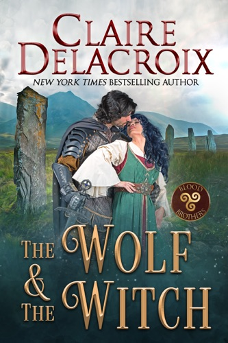 Claire Delacroix - The Wolf & the Witch