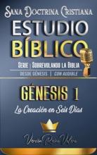 Estudio Bíblico: Génesis 1. La Creación En Seis Días