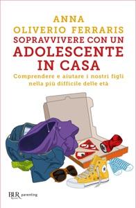 Sopravvivere con un adolescente in casa Book Cover