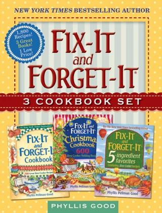 Fix-It and Forget-It Box Set