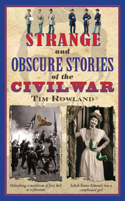 Tim Rowland & J.W. Howard - Strange and Obscure Stories of the Civil War book