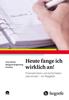 Anna Höcker - Heute fange ich wirklich an! Grafik