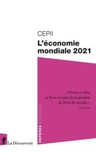L'économie mondiale 2021 Couverture de livre