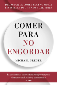 Comer para no engordar Book Cover