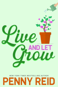 Live and Let Grow Book Cover