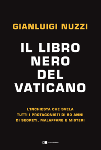 Il libro nero del Vaticano Copertina del libro