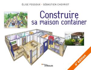 Construire sa maison container Couverture de livre