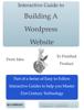 Ira Gorelick - Interactive Guide to Building a Wordpress Website artwork