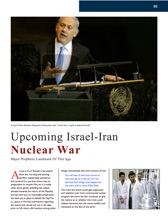 Upcoming Israel-Iran Nuclear War, MIGHTIEST PROPHET Dr. David Owuor