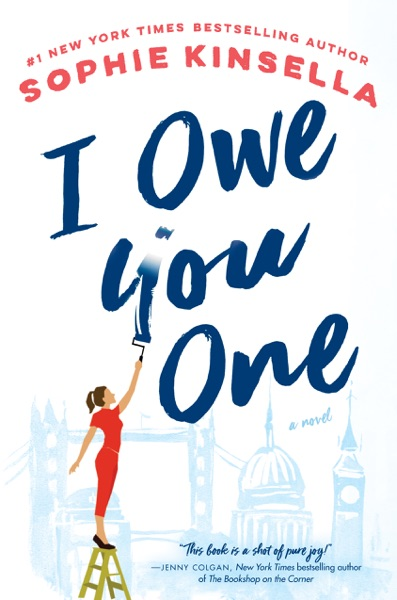 I Owe You One - Sophie Kinsella book cover