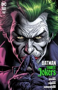 Batman: Three Jokers (2020-2020) #2 Copertina del libro