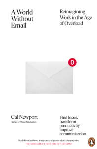 A World Without Email Copertina del libro
