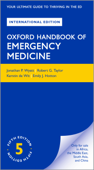 Oxford Handbook of Emergency Medicine Book Cover