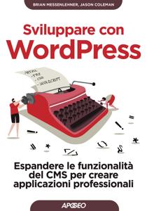 Sviluppare con WordPress Copertina del libro