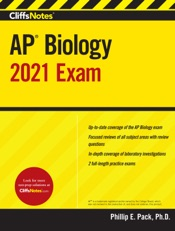 CliffsNotes AP Biology 2021 Exam
