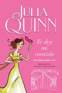 Te doy mi corazón (Bridgerton 3) Book Cover