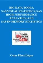 BIG DATA TOOLS. SAS VISUAL STATISTICS, SAS HIGH PERFORMANCE ANALYTICS AND SAS IN-MEMORY STATISTICS