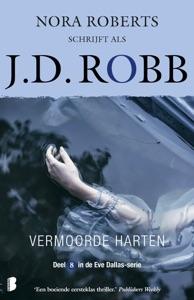 Vermoorde harten Door J. D. Robb Boekomslag