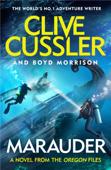 Marauder Book Cover