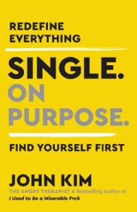 Single On Purpose Door John Kim Boekomslag